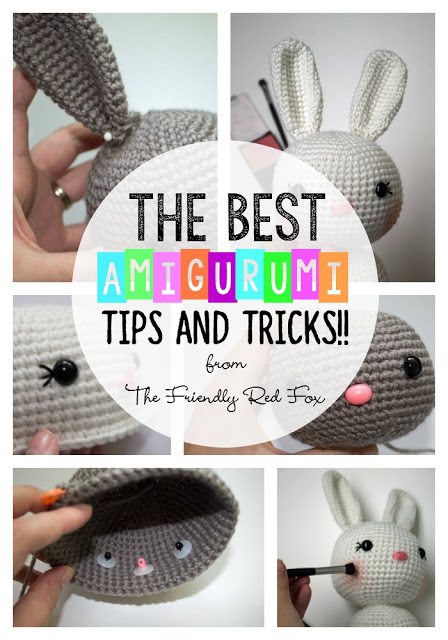 The Best Amigurumi Tips and Tricks!