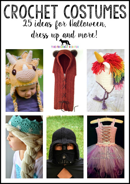 The Best Crochet Costumes