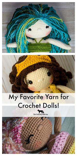 Best Yarn for Crochet Dolls