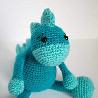 Crochet Dinosaur Pattern