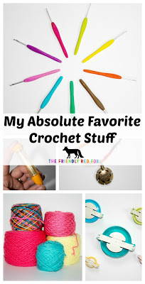 My Absolute Favorite Crochet Stuff