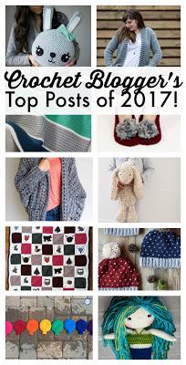 Top Crochet Blogger Posts of 2017