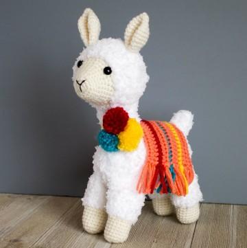 Crochet Llama Pattern