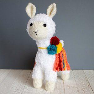cosicasraquel: Llama Lovers Diy & Crochet | 300x300