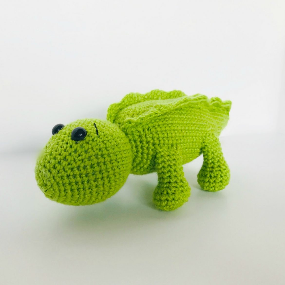 Crochet Alligator Pattern