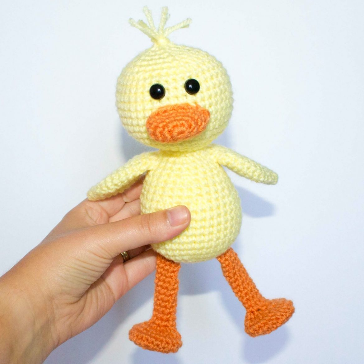 Yellow Rubber Duck Crochet pattern by Jen Pattern | Crochet ... | 1170x1170
