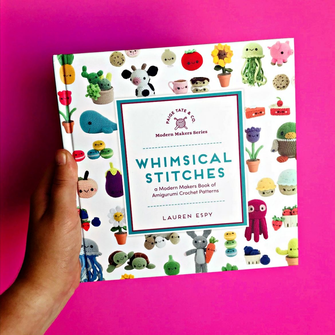Whimsical Stitches- a Book Review