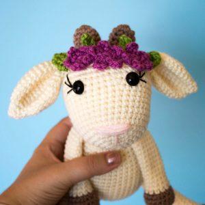 Amigurumi Goat Pattern