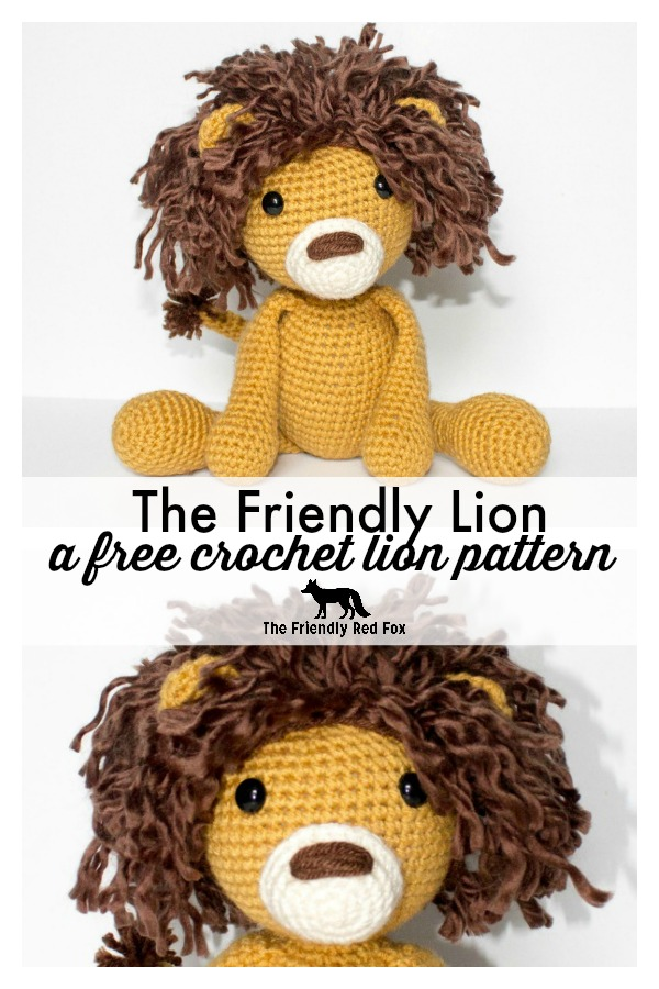Brush Crochet Tutorial - How to Make Amigurumi Fluffy - YouTube | 900x600