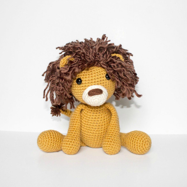 Free Crochet Lion Pattern