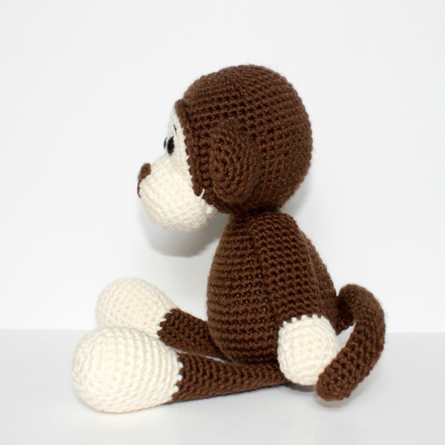 Monkey – Amigurumi Patterns | 900x900
