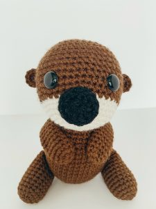 Amigurumi Sea Otter Crochet Free Patterns - Crochet & Knitting | 300x225