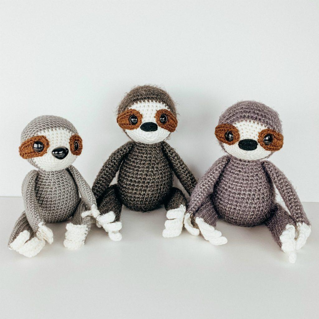 Amigurumi sheep plush toy pattern - Amigurumi Today | 1024x1024