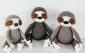 Make a Romp Of Otters – Fun Knit & Crochet Patterns!   KnitHacker   220x350