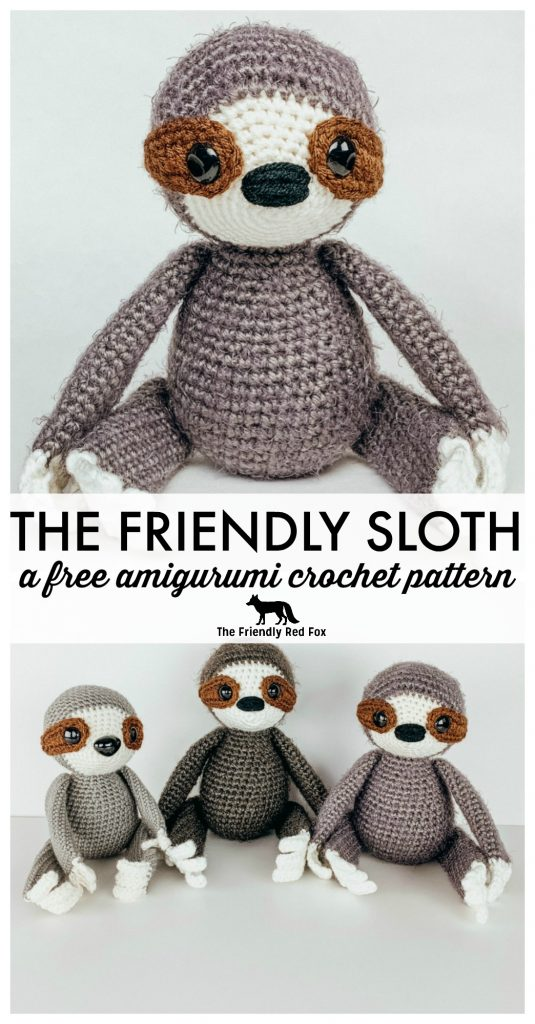Sleepy Crochet Fox [Free Pattern Amigurumi] | Crochet fox, Crochet ... | 1024x535