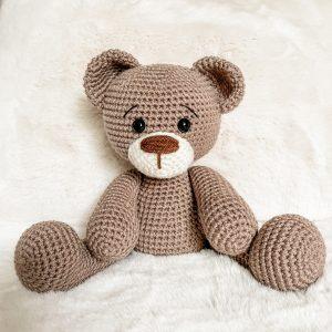 Crochet Classic Teddy Bear Pattern